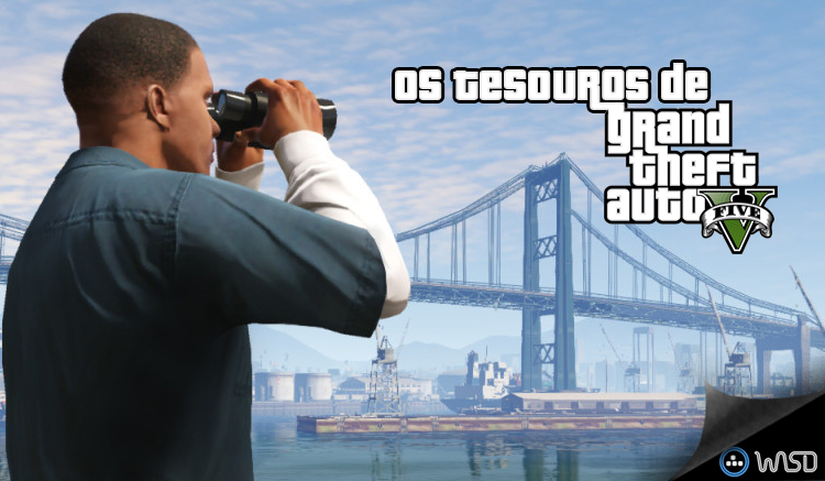 Os Tesouros de Grand Theft Auto V