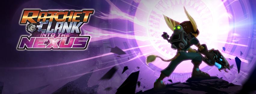 Novo Ratchet and Clank: Into the Nexus