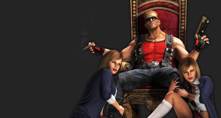 Gearbox é processada judicialmente pelo compositor de Duke Nukem 3D