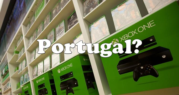 Xbox One em Portugal