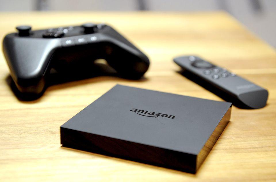 Amazon entra no mercado dos jogos com FireTV