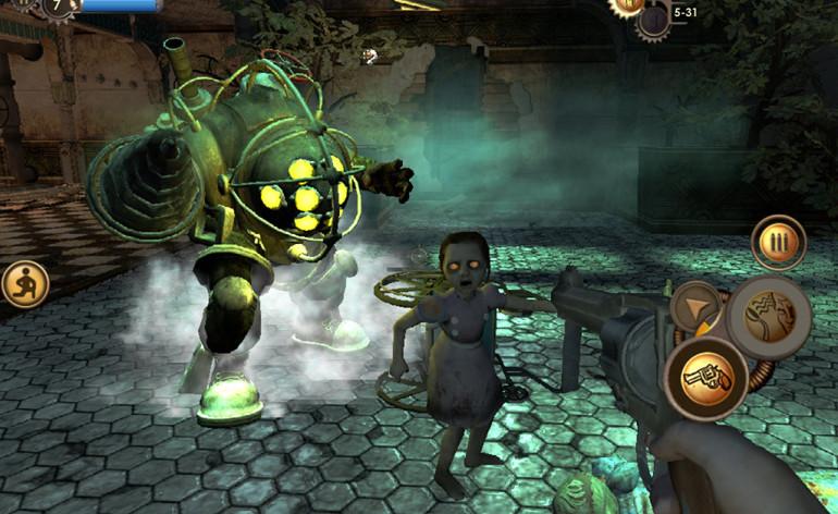 Regressa a Rapture com o Bioshock para iPhone e iPad
