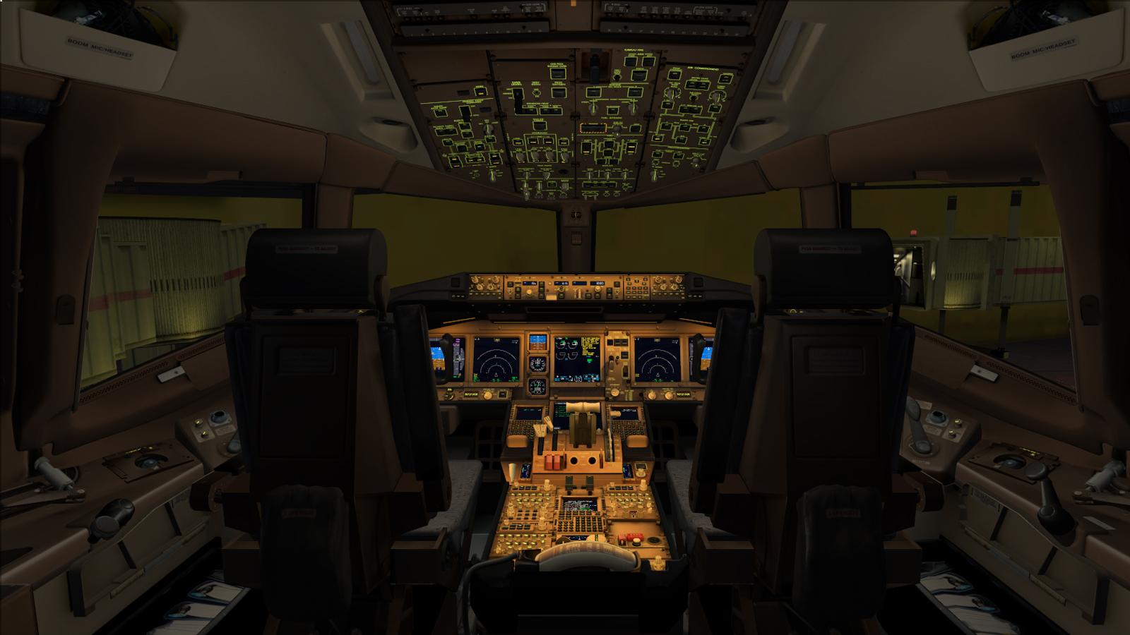 Simuladores: PMDG Boeing 777 - WASD