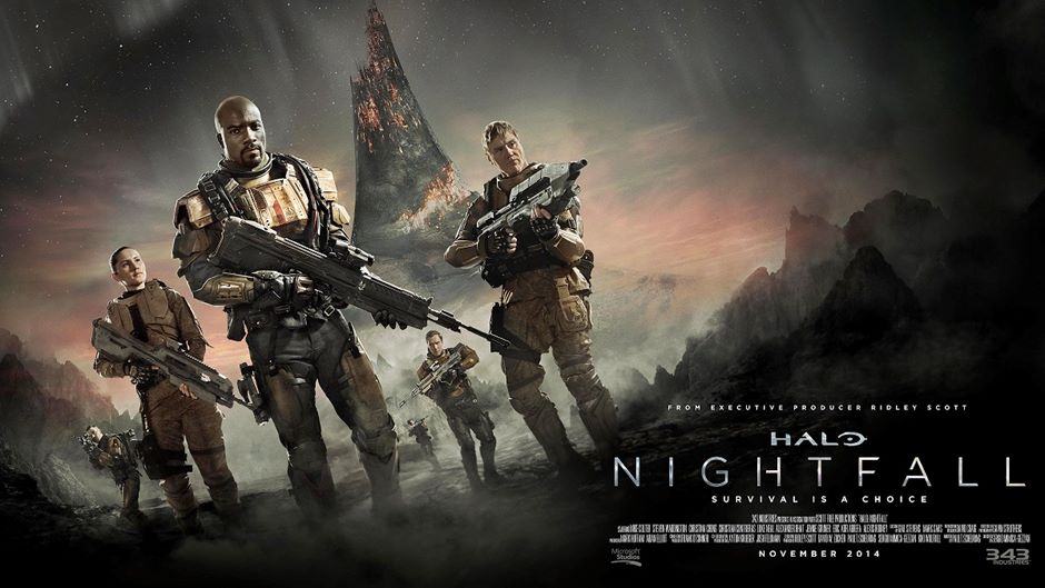 Trailer de Halo: Nightfall de Ridley Scott