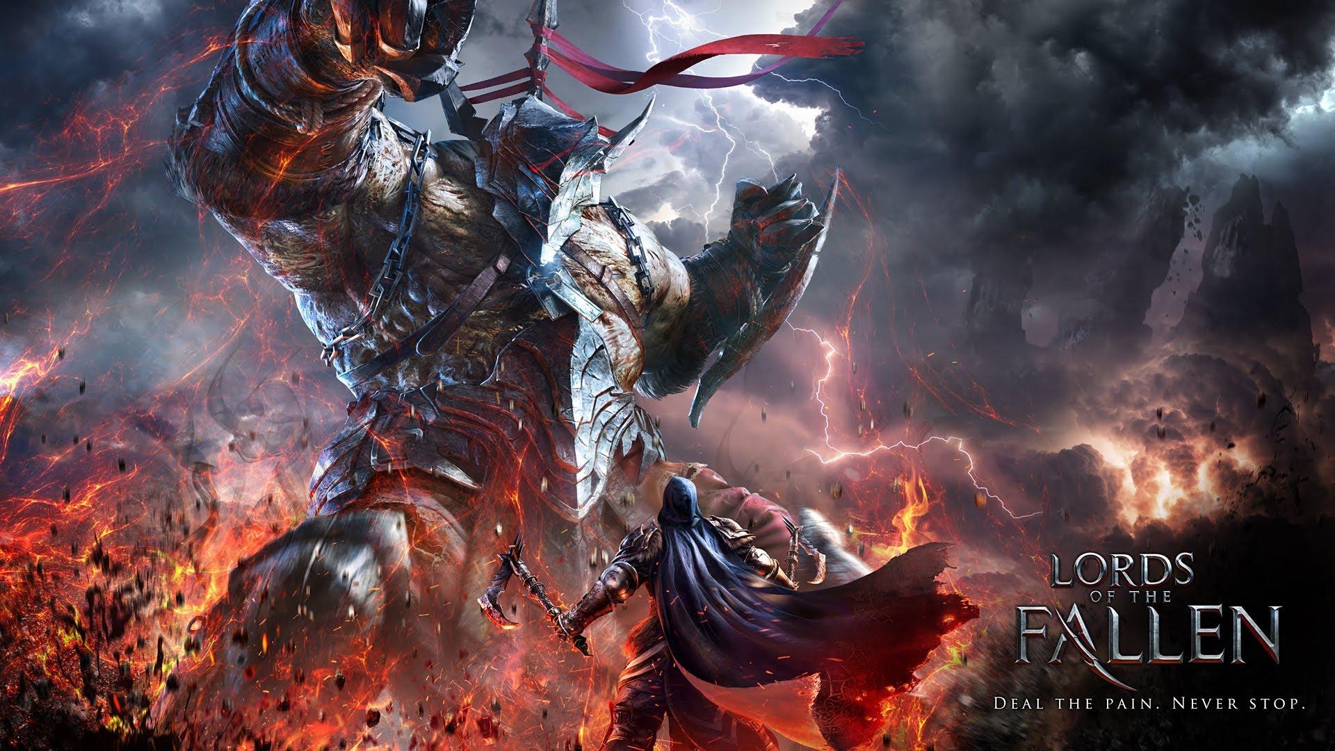 5 horas de jogabilidade inéditas de Lords of the Fallen