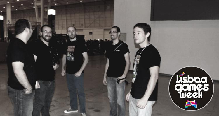 Portugal Game Studio Spotlight 2014 – Greedy Guns