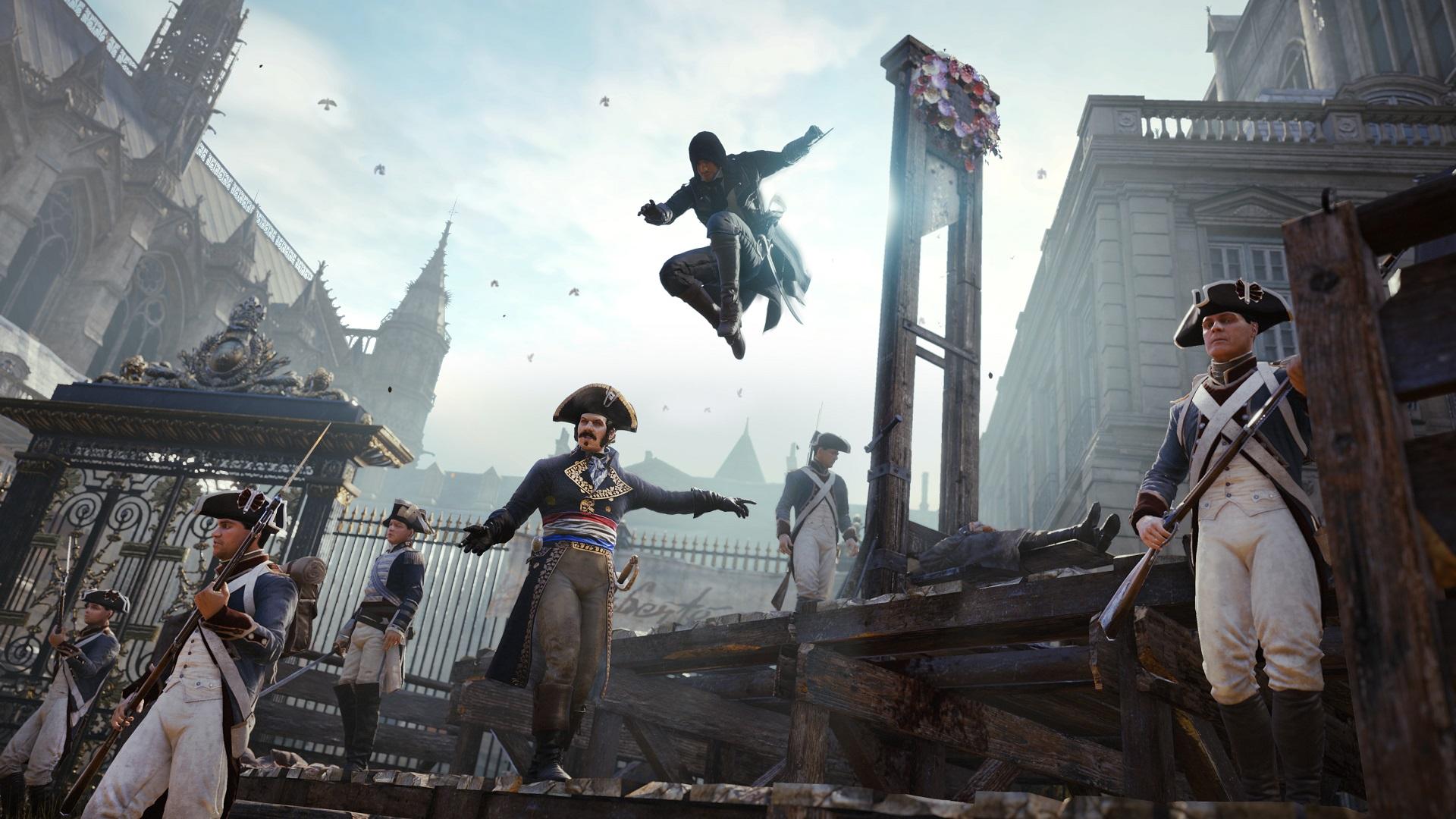 Chegou o trailer de lançamento de Assassin's Creed: Unity