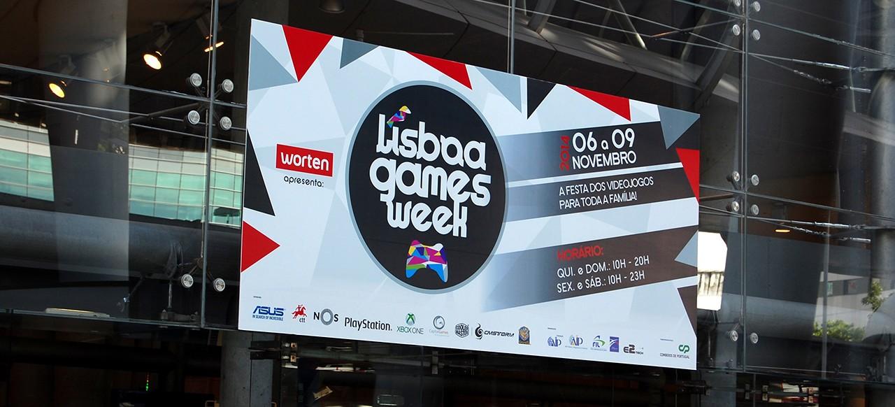 Lisboa Games Week – A Feira