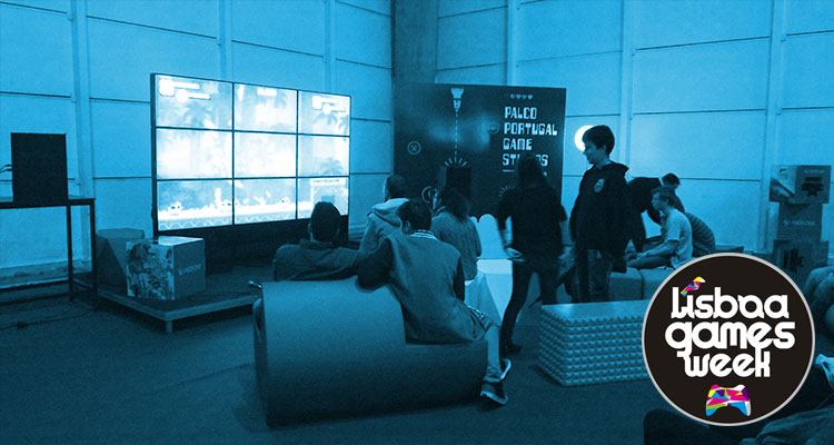 Lisboa Games Week – As produtoras lusas