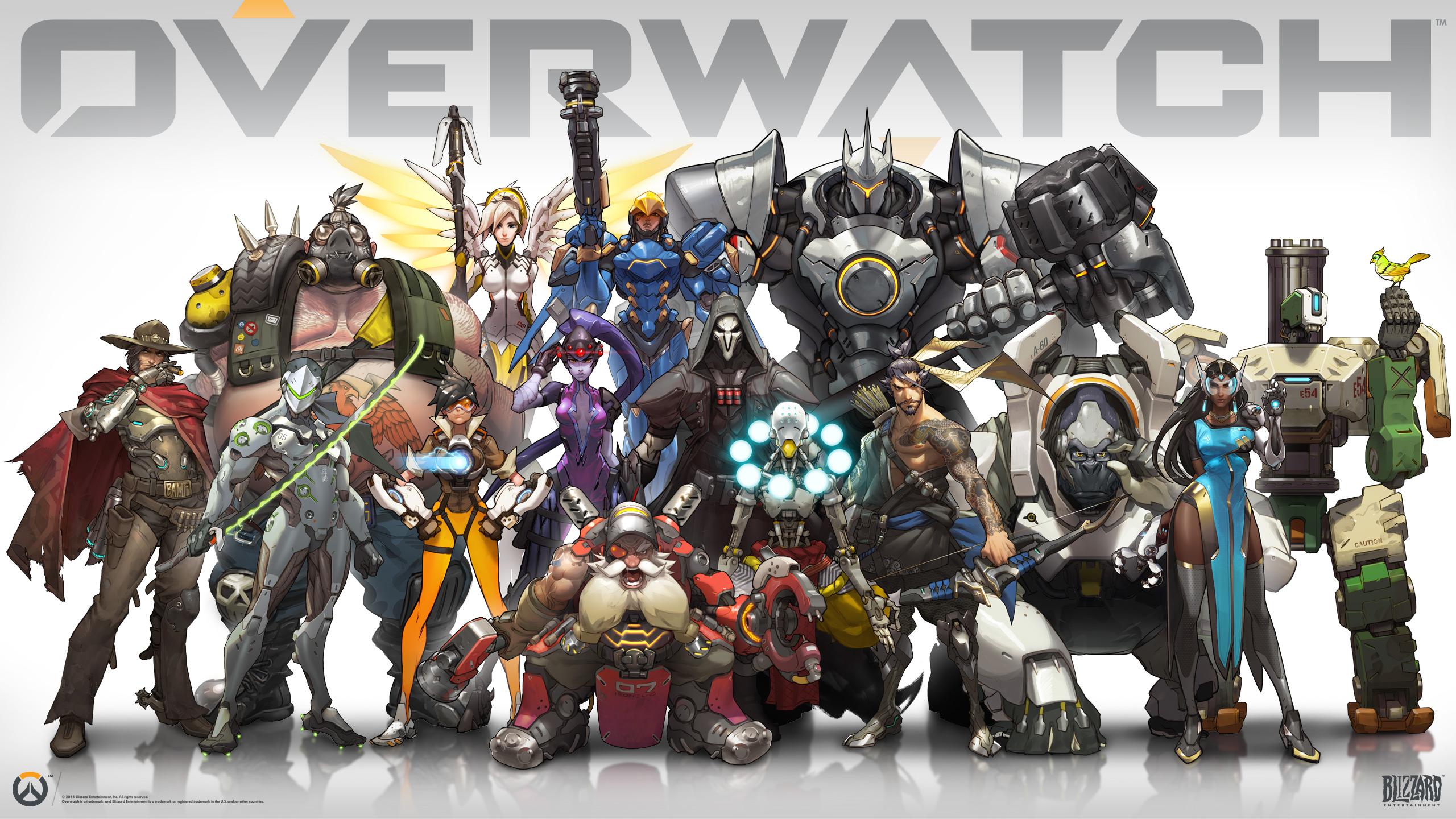 Dêm as boas vindas ao novo jogo da Blizzard Entertainment