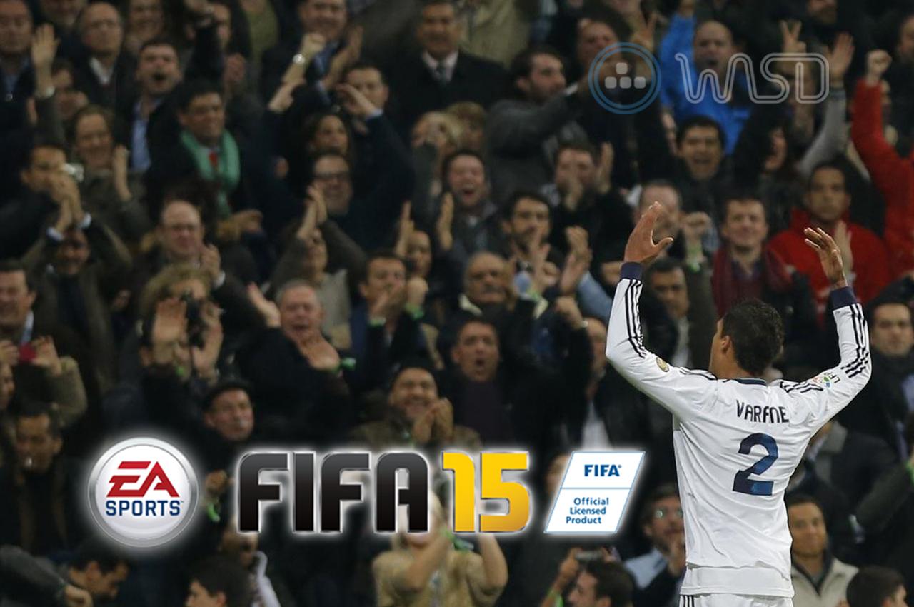 Top 5 das maiores promessas mundiais do FIFA 15