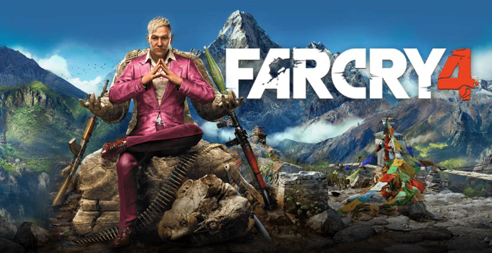 Far Cry 4 recebe novo trailer