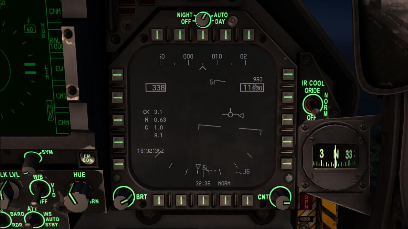 Simuladores: VRS F/A-18 SuperBug + TacPack - WASD