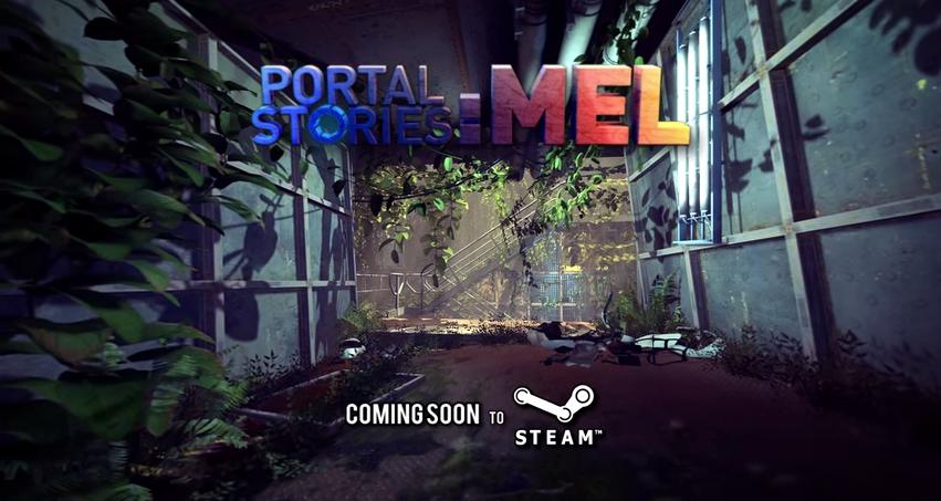 Traz a tua Portal gun, há novos puzzles para resolver
