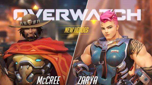 Blizzard introduz duas novas personagens a Overwatch