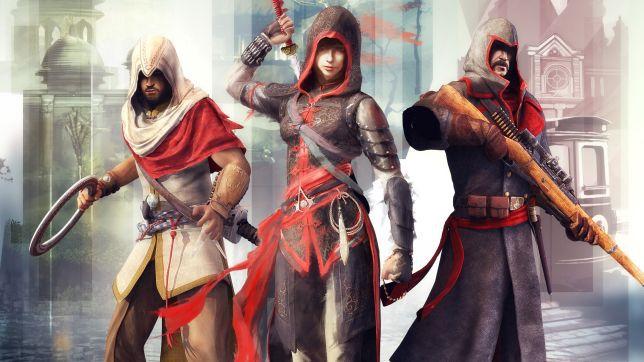 Revelada a Trilogia Assassin's Creed Chronicles