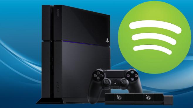 Spotify na PS4: Um passo na direcção certa