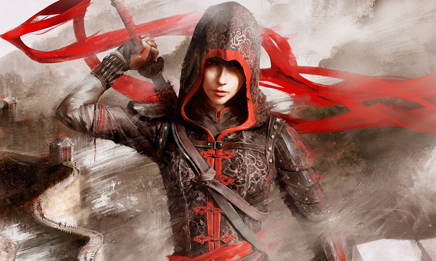 Trailer para Assassin's Creed: Chronicles China