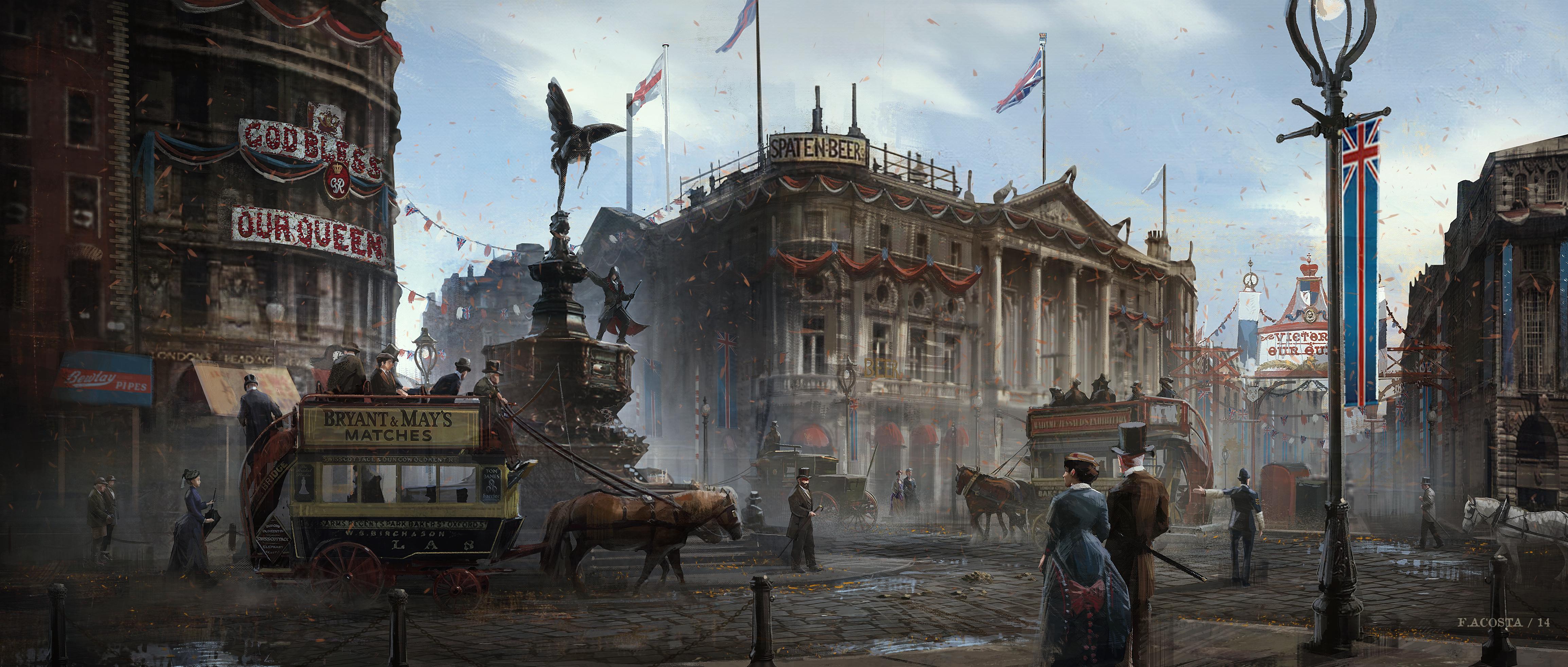 Da vitória para o sindicato! O novo Assassin's Creed afinal tem outro nome