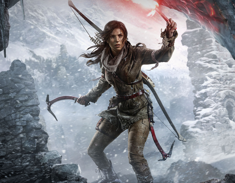 Rise of the Tomb Raider recebe trailer de lançamento