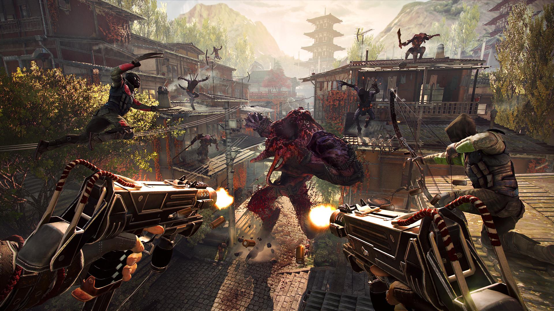 Já há data para o lançamento de Shadow Warrior 2