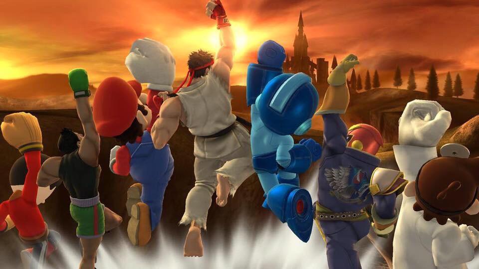 Nintendo E3 2015 – Super Smash Bros.