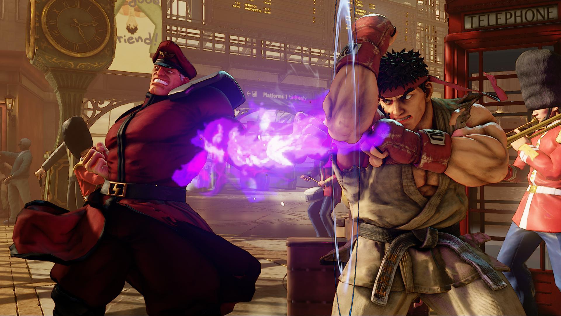 Capcom já tem solução para Rage Quitters do Street Fighter V