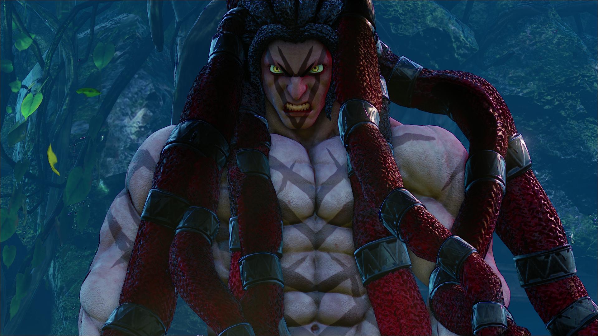 Capcom revela nova personagem para Street Fighter V