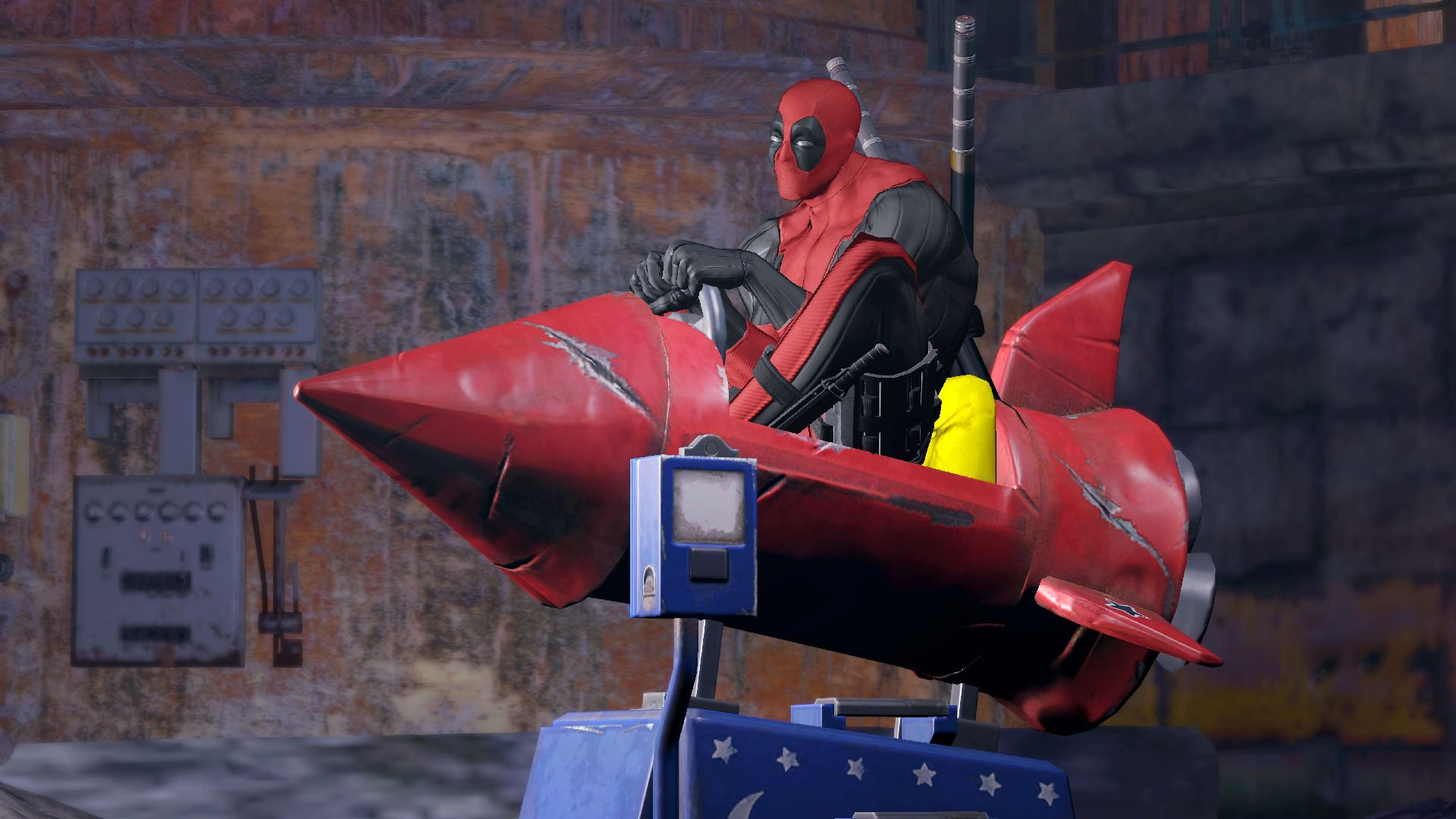 Deadpool com remaster para PS4 e Xbox One