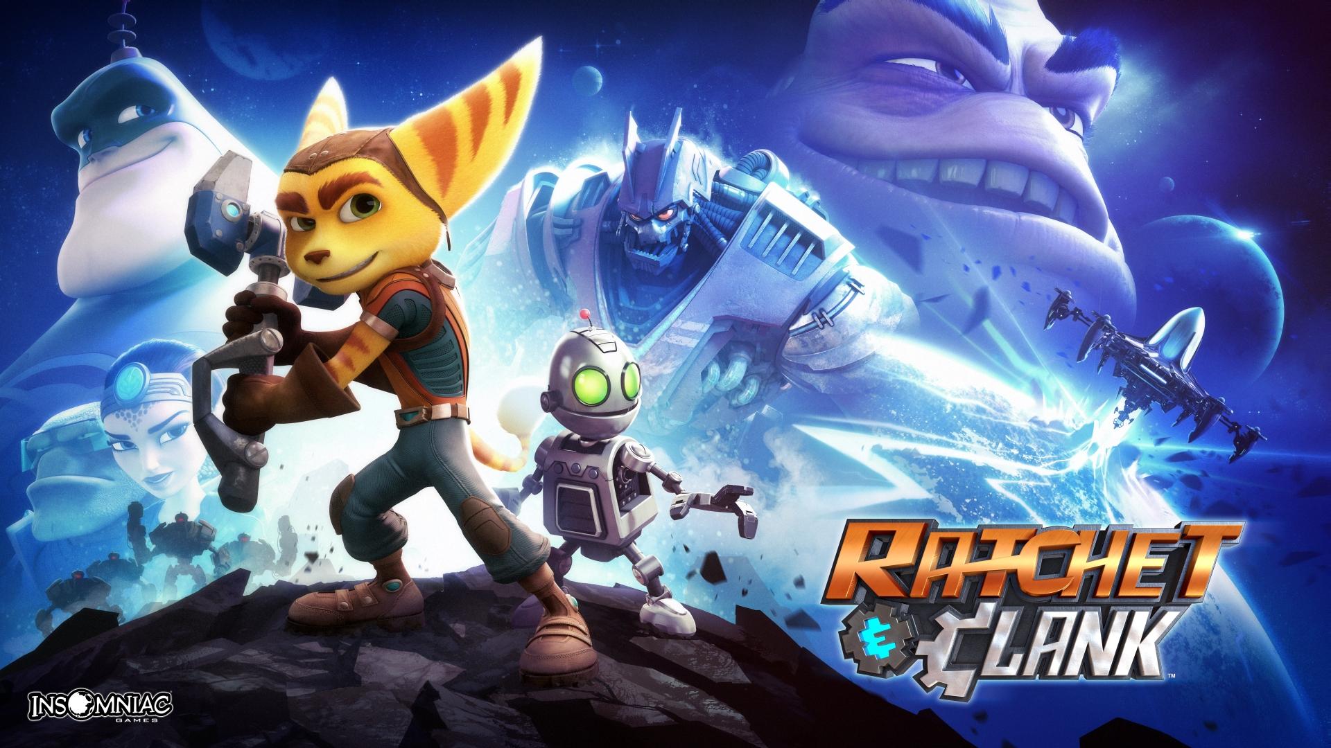 PGW 2015 – Ratchet & Clank para Playstation 4