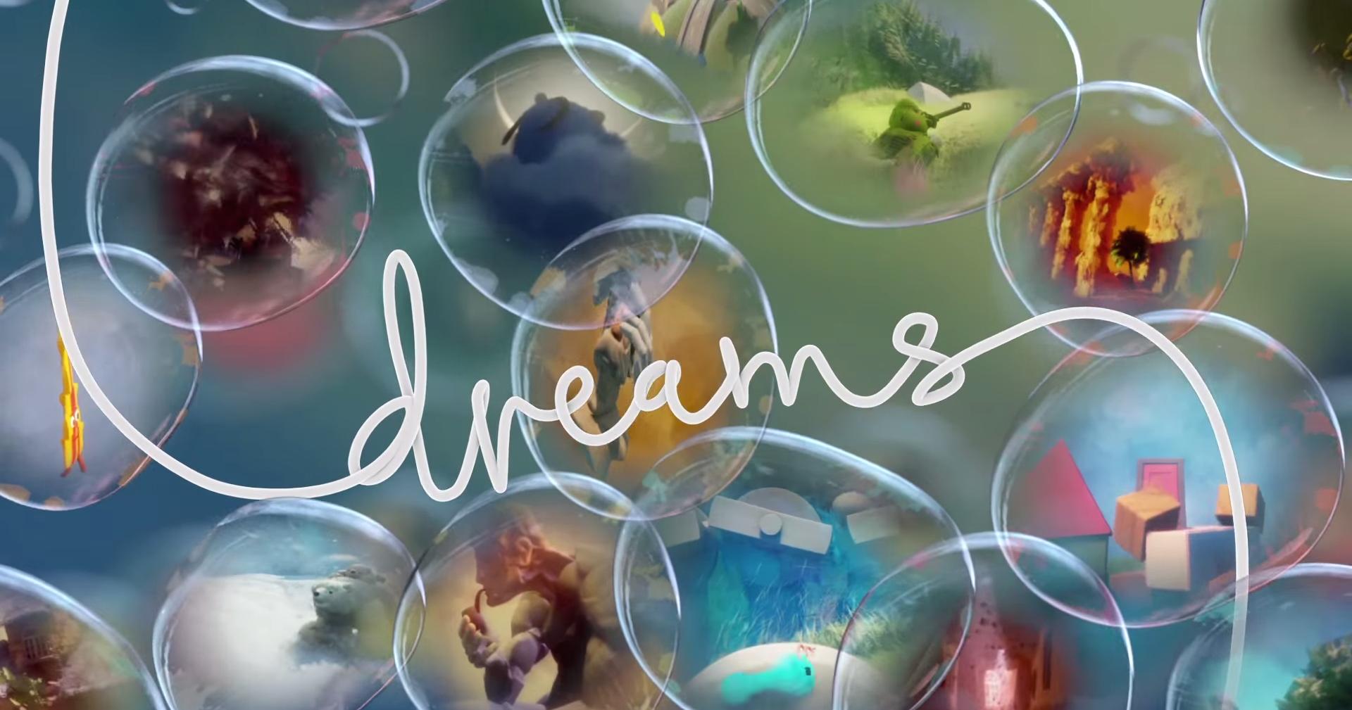 Media Molecule mostra as possibilidades do seu Dreams
