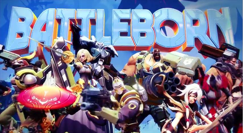 Battleborn com nova personagem e outra a caminho