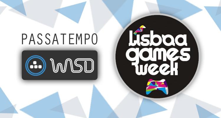 [Passatempo Encerrado] Vem connosco à Lisboa Games Week 2015