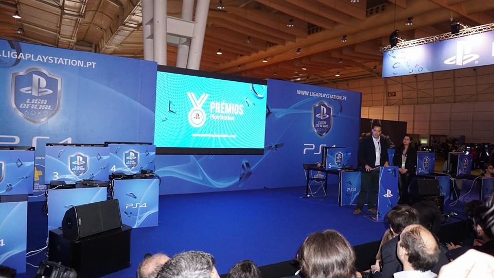 Na LGW foi anunciada a chegada dos Prémios PlayStation a Portugal