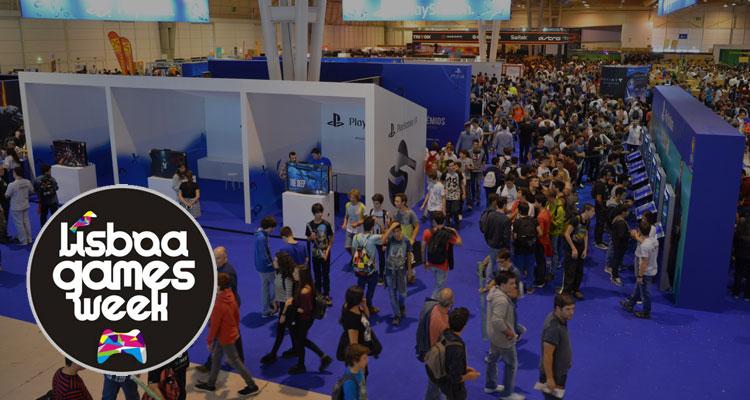 Destaques dos principais expositores na Lisboa Games Week 2018