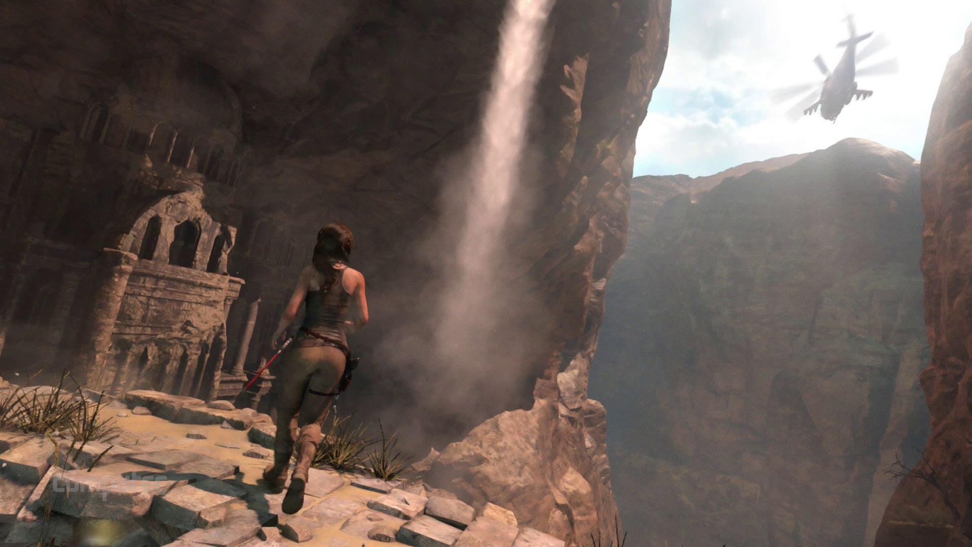 Performance de Rise of the Tomb Raider no PC