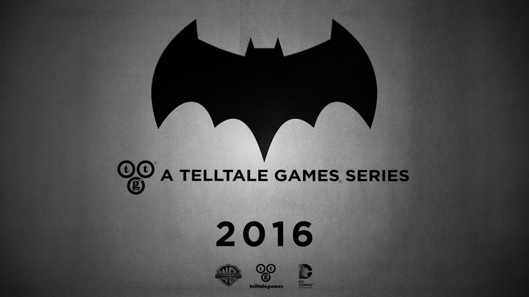 Telltale Games prepara jogo de Batman