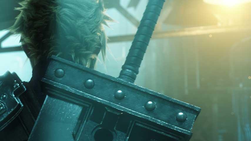Galeria de imagens para Final Fantasy VII Remake