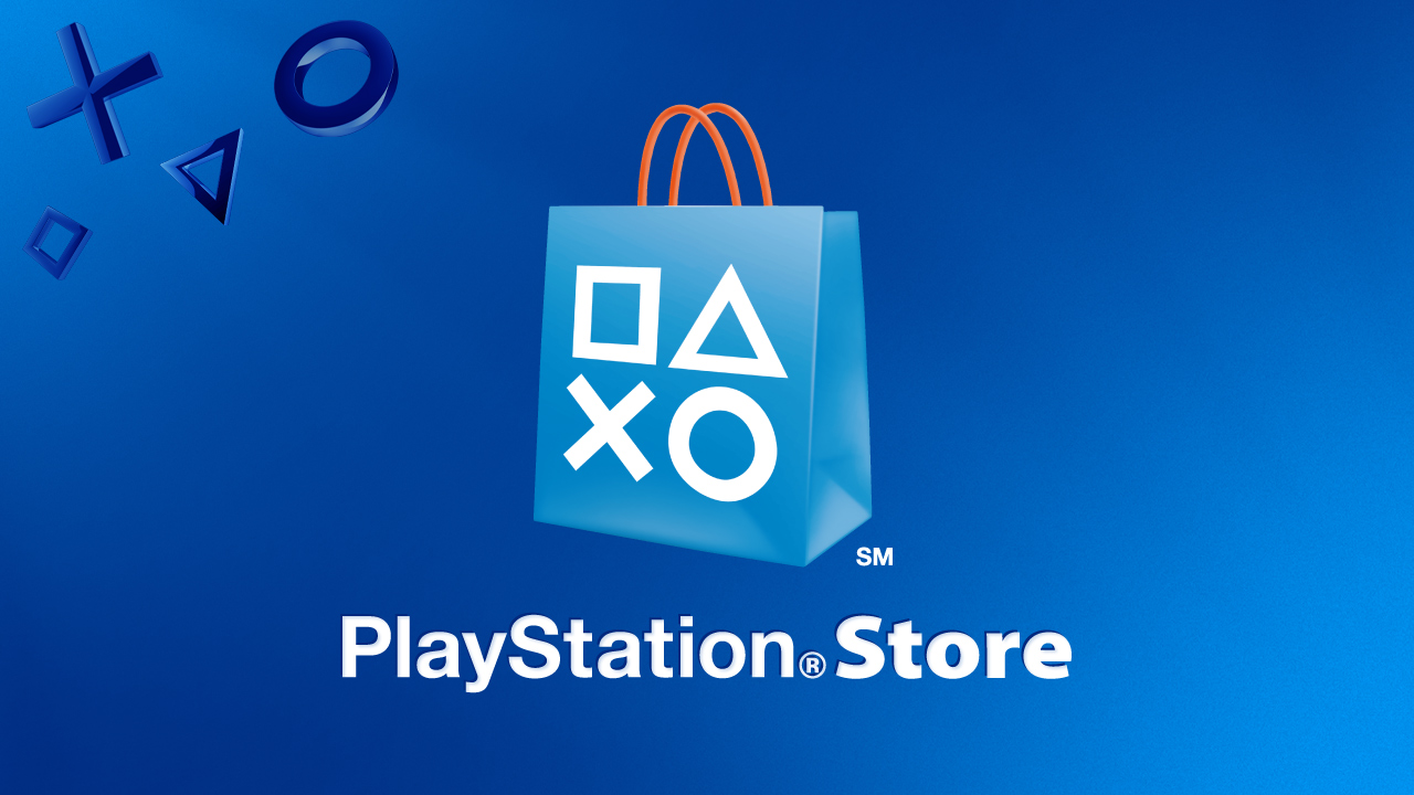 PlayStation Store com novo interface online