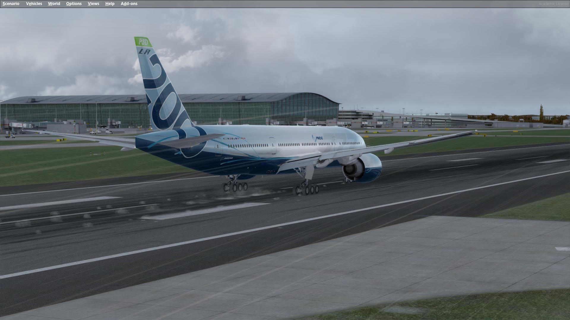 Será possível usar Simuladores para aprender a aterrar um avião real?