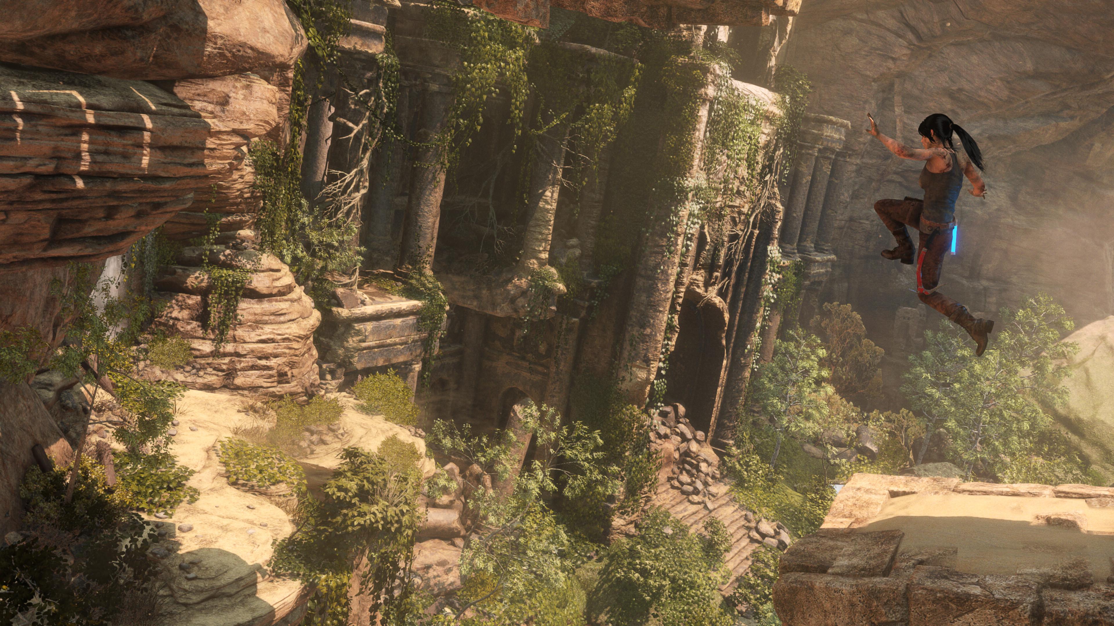 Rise of the Tomb Raider chega no final de Janeiro ao PC