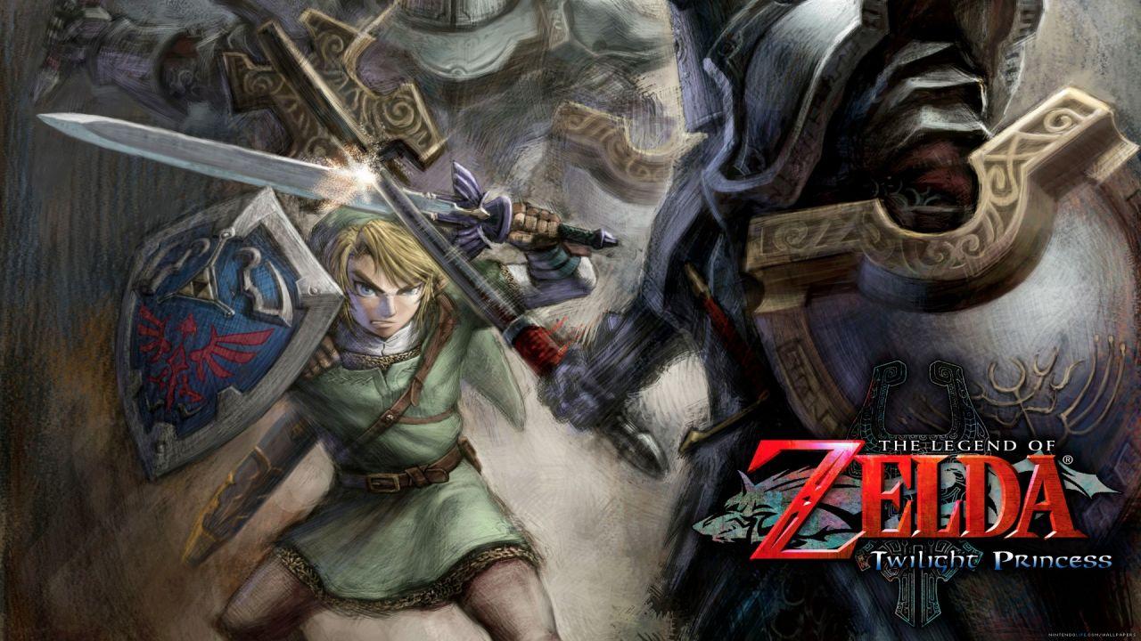 Vejam os amiibos em acção no The Legend of Zelda: Twilight Princess HD