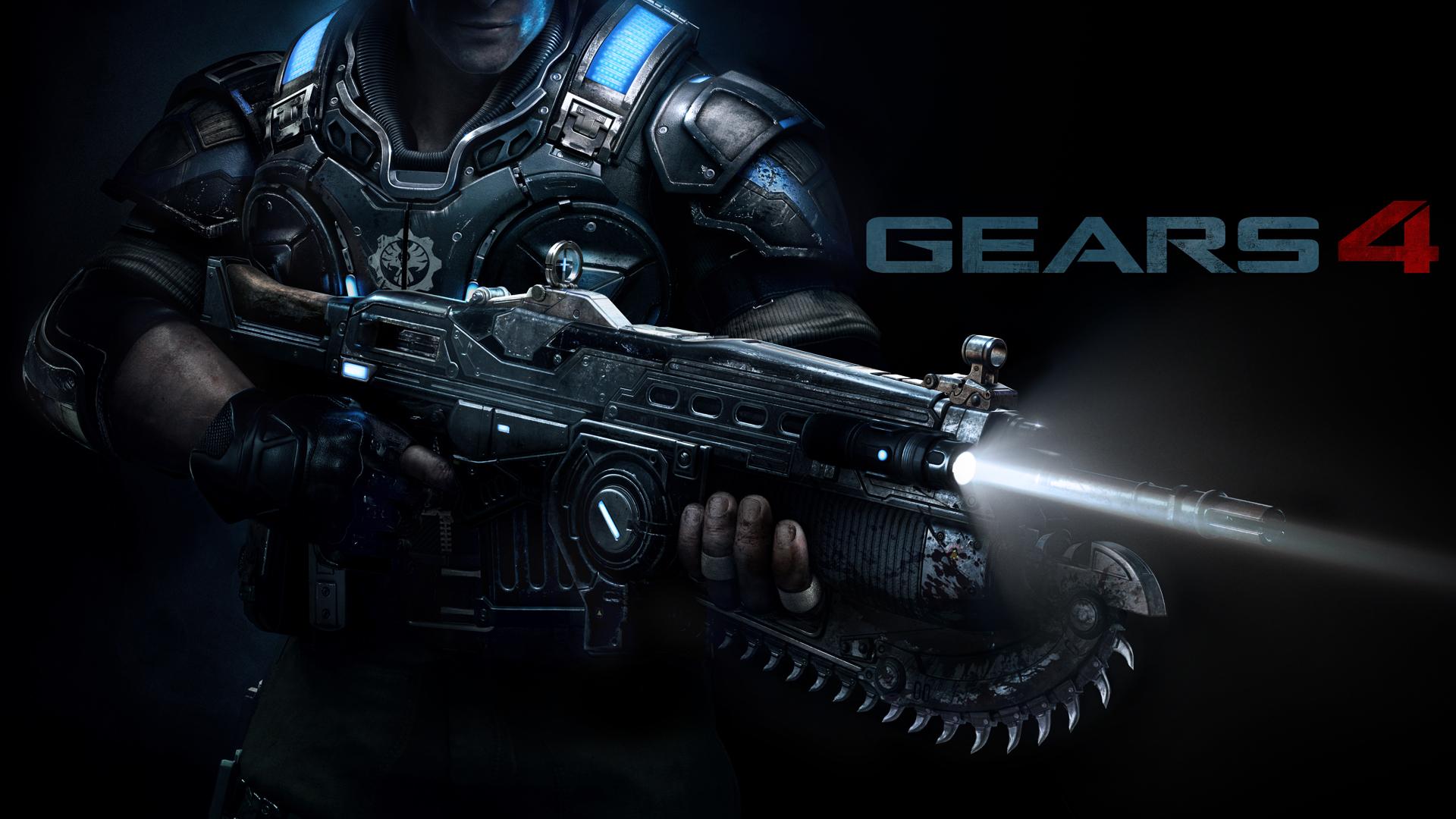 Já é possível fazer Pre-load de Gears of War 4
