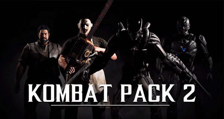 Vejam os novos lutadores de Mortal Kombat em acção