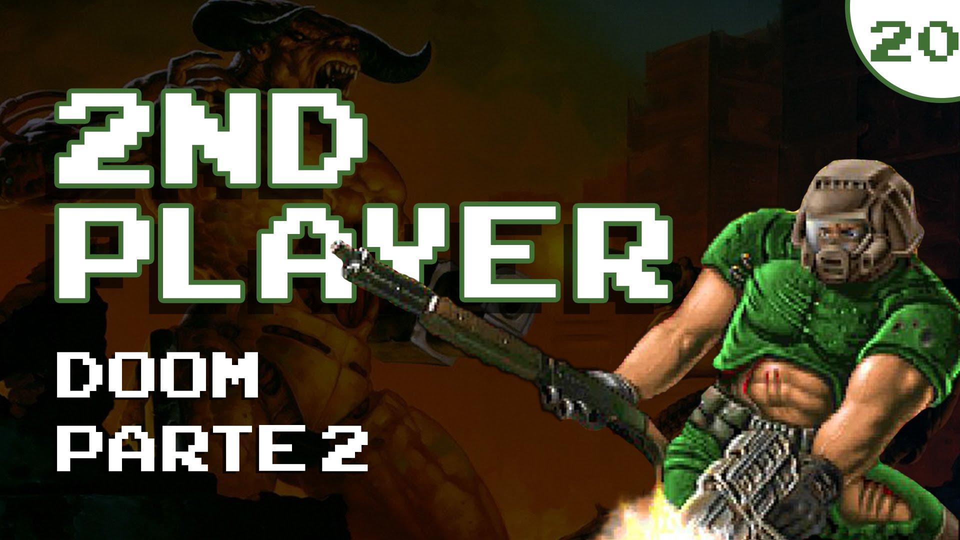 Jogámos o novo nível do John Romero para o primeiro Doom – Parte 2