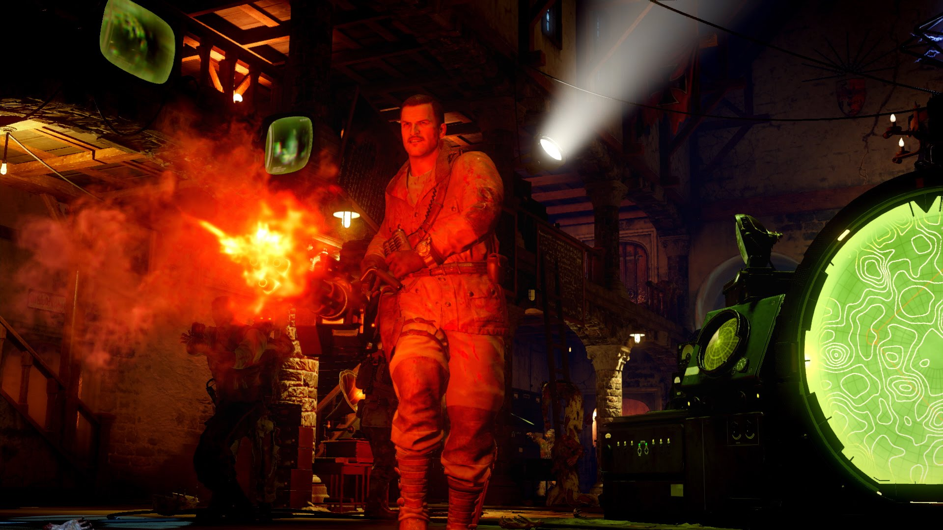 "Vídeo de ""Der Eisendrache"" para Call of Duty Black Ops III"