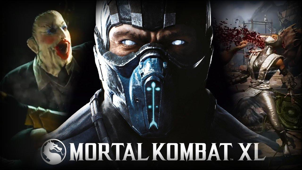 Mortal Kombat XL chega em Março com todos os DLC