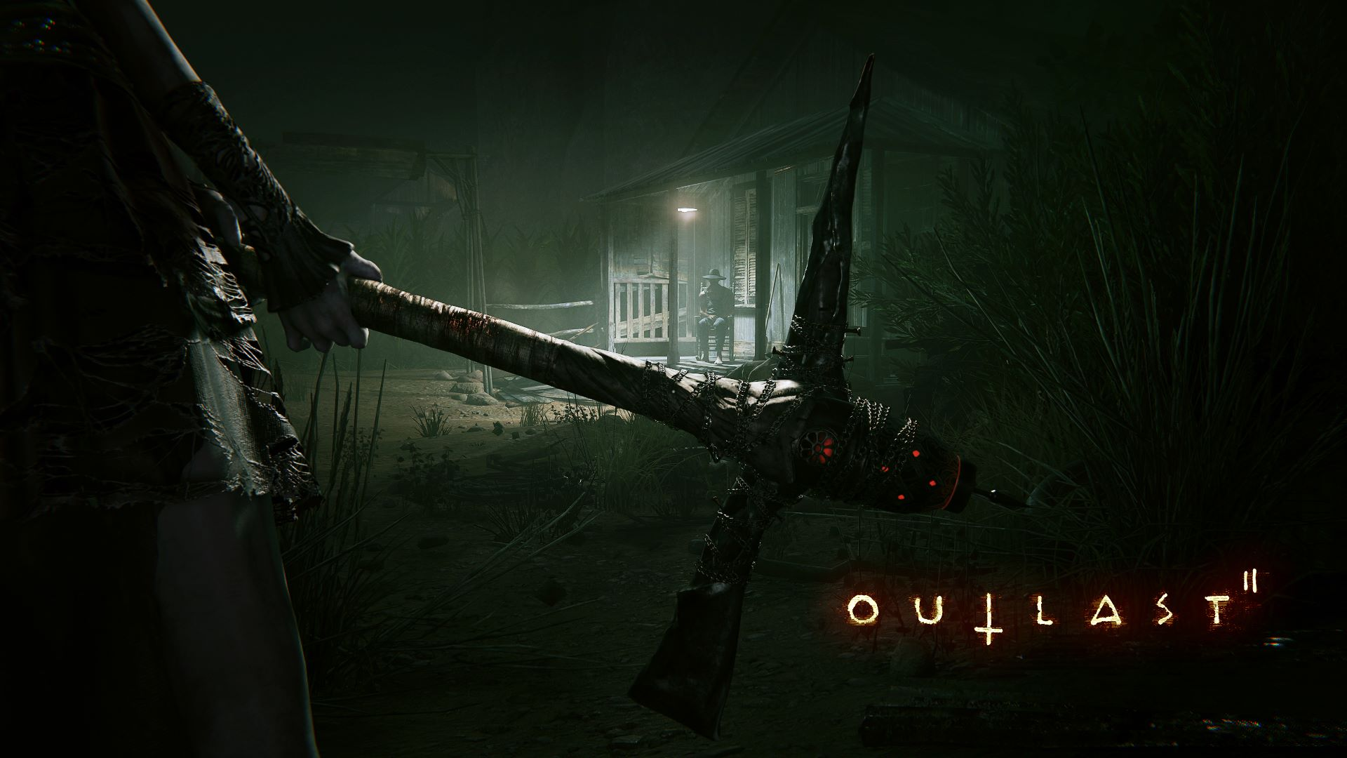 Outlast II não regressa ao hospício