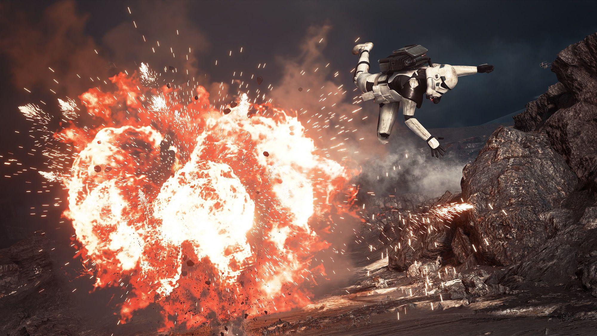 Teaser the Star Wars Battlefront II