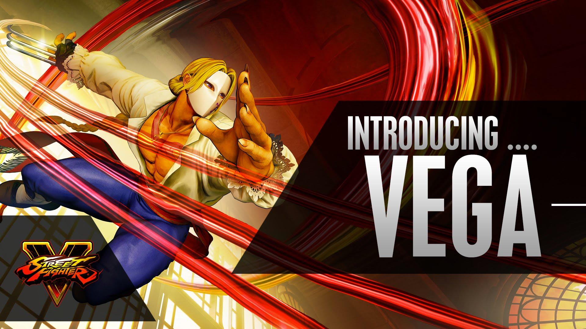 Vega mostra o seu pontencial no novo Street Fighter